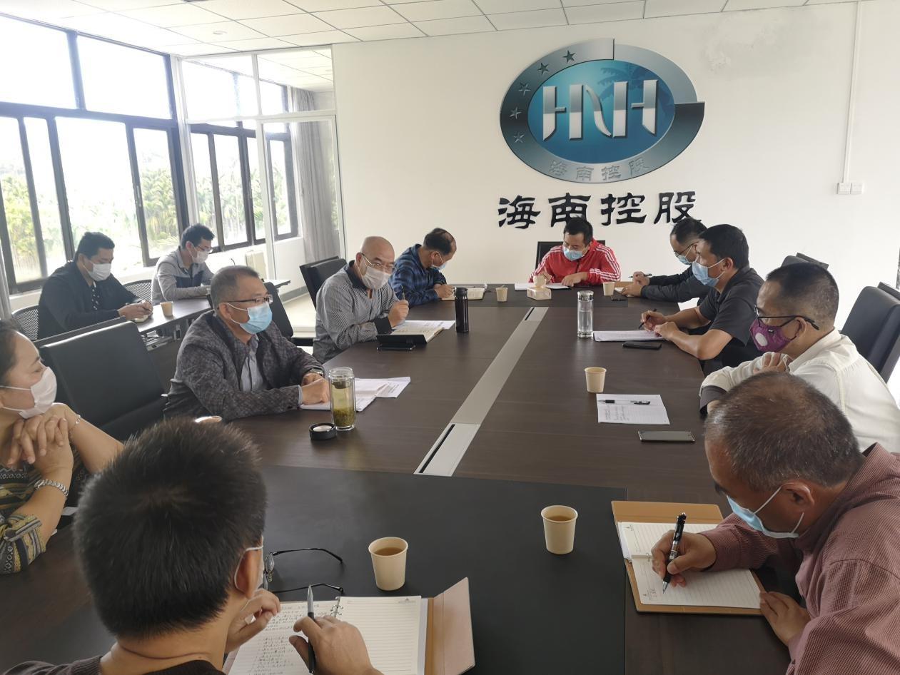 筑牢拒腐防变思想防线 ---水电集团纪委开展在建项目集体廉政谈话